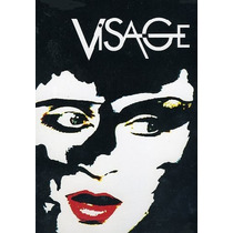 Dvd Original Visage Fade To Grey Damned Don