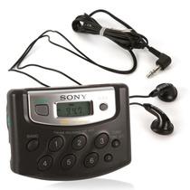 Walkman Sony Srf-m37 Am-fm Digital