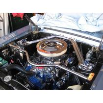 Barra Monte Carlo Mustang 67 68 Soporte Para Motor Ford