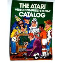 Catalogo Verde Atari - 44 Páginas - Pitfall Hero Enduro