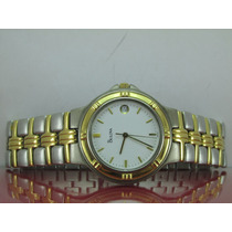 Relógio Bulova 98b52 Original Pulseira Ouro/prata