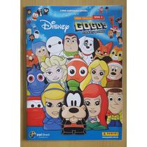 Álbum Figurinhas Disney Gogo