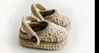 ba0967d19 Zapatitos Tejidos De Bebe Varon Niño Botas Zapatos Sandalias - Bs. 0 ...
