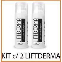 Liftderma-100% Original-kit C/2-rejuvenescedor-frete Grátis