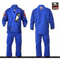 Kimono Bad Boy Antigo Pro Series Azul