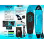 Table Standup Paddle Inflable 115kg Icluye Set Y Un Chaleco