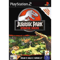 Patch Ps2 - Jurassic Park Operation Genesis