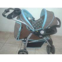 Cochecito Infanti Con Huevito Y Base Para Auto
