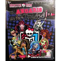 Libro Monster High Anuario Oficial (nuevo Y Original)
