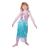 Little Mermaid Costume - Clásico Ariel Pequeño Chicas Disney