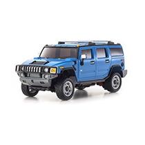 Kyosho Mini-z Overland Deportes Rc Hummer H2 Camión, Azul