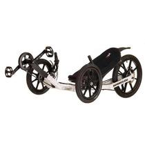 Triciclo Bicicleta Bmx Kmxkarts Mod. Tornado F3 ( Blanca )
