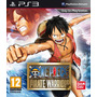 One Piece Pirate Warriors - Ps3