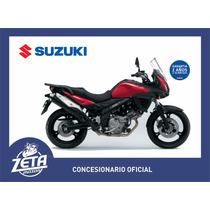 Suzuki Vstrom 650a 0km 2016 Entrega Inmediata Zeta Motos