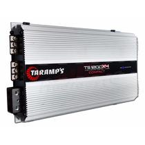 Módulo Amplificador Taramps Ts1200 X4 Canais Rca 1200 W Rms