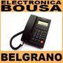 Telefono Panacom Pa-7600 Con Caller Id Funcion Manos Libres