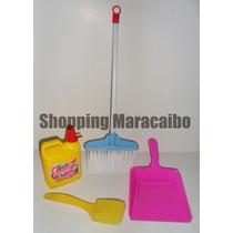 Kit De Limpieza Para Niñas * Somos Tienda Fisica*