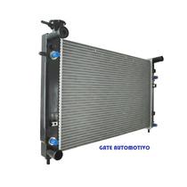 Radiador Omega Australiano 3.8 V6 99-00 Defletor Parafuso