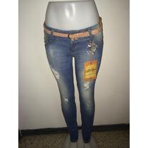 Pantalones Latin Idol Originales Con Correa