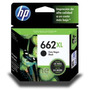 Cartucho Hp 662xl Negro Box Hp/1515 2515 2545 3515 La Plata