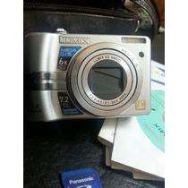 Camara Digital De Fotos Panasonic Lumix Dmc-lz7/ 7.2mega Pix
