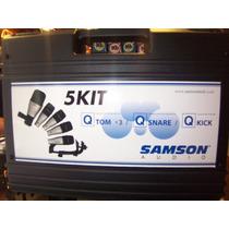 Samson Dk5 (mic Para La Batería)