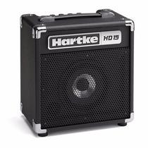 Amplificador Para Bajo Hartke Hd15 - Combo 15w - 1x6.5