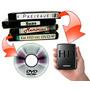 Converter Fita Vhs Para Dvd Ou Hd Video8 Betamax Minidv Etc