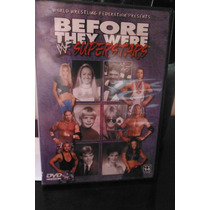 Before They Were Wwf Superstars Import Dvd Usa Lucha Libre