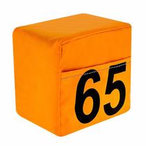 Numerador Prisma Para Estacionamento - Cubo Pequeno 1 A 15