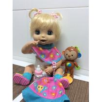 Boneca Baby Alive Miracle Reborn Ananda