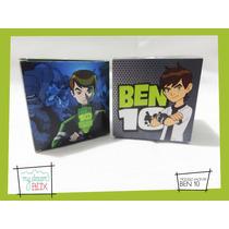 Souvenirs Eventos Cajas Personalizadas Cumpleaños Ben 10