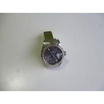 Reloj Rolex Dama Cristal Y Pase Rapido