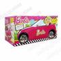Barbie Auto Fashion Descapotable Stickers Licencia Mattel