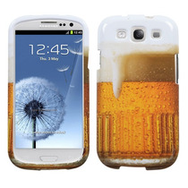 Funda Protector Samsung Galaxy Siii Cerveza