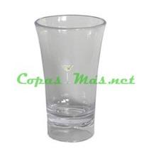 Paquete De 100 Vasos Tequileros De Plástico