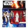 Star Wars - Han Solo + Princesa Leia Original Hasbro