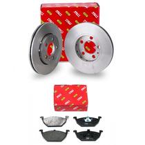Kit Discos E Pastilhas Dianteiros Corsa Novo 1.8 Trw-varga