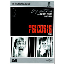 Dvd Psicosis ( Psycho ) 1960 - Alfred Hitchcock