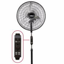 Ventilador Liliana 20 Control Remoto Metal Brisa Repelente
