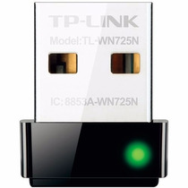 Adaptador Usb Wireless Tp-link Ti-wn725n 150mbps Nano B/g/n