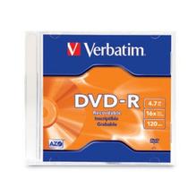 Disco Dvd-r Verbatim, Dvd-r, 120 Min