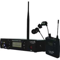 Transmissor In Ear Ponto Eletrônico Dig Lyco Pe-640 Pro Usb
