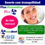 Plan Odontológico Bs 500 Mensual