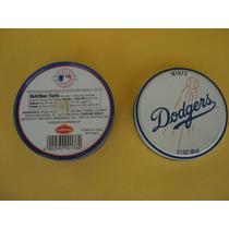 Pastillero De Los Dodgers Producto Oficial (vacio)
