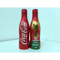 Garrafinha Coca Cola Tour Taça Fifa Copa 2014 250 Ml