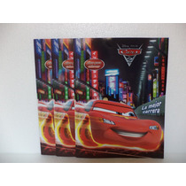 Cars Fiestas 10 Libros Colorear Recuerdos Bolo 16 Paginas