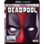 4k Ultra Hd + Blu-ray Deadpool