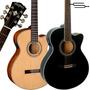 Guitarra Electroacustica Washburn Ea14 + Funda - Envio