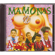 Cd Mamonas Assassinas Novo Original Lacrado Frete R$ 9,10
